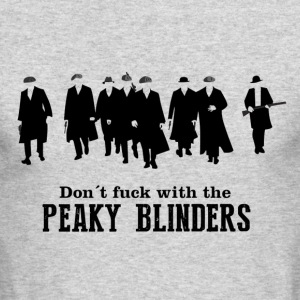 peaky blinders - Men's Long Sleeve T-Shirt by Next Level