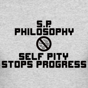 S.P.PHILOSOPHY - Men's Long Sleeve T-Shirt by Next Level