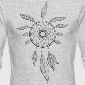 Dreamcatcher - Men's Long Sleeve T-Shirt by Next Level