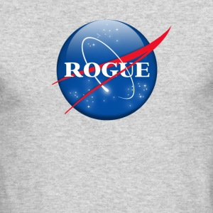 Rogue NASA - Men's Long Sleeve T-Shirt by Next Level