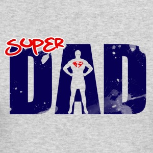 Super Dad - Men's Long Sleeve T-Shirt by Next Level