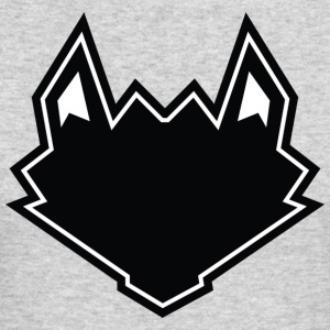 FreakStyle Gaming FOX Design - Men's Long Sleeve T-Shirt by Next Level