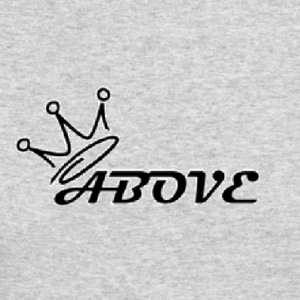 King Above - Men's Long Sleeve T-Shirt by Next Level