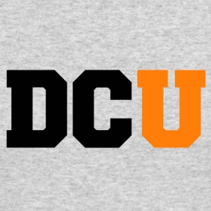 DCU Logo - Men's Long Sleeve T-Shirt by Next Level