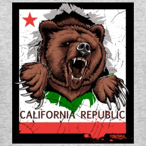 California Bear - Men's Long Sleeve T-Shirt by Next Level