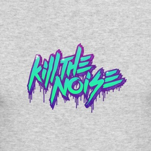 Kill The Noise logo - Men's Long Sleeve T-Shirt by Next Level