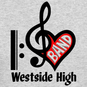 Westside High - Men's Long Sleeve T-Shirt by Next Level
