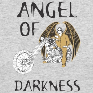 ANGEL OF DARKNESS - Men's Long Sleeve T-Shirt by Next Level