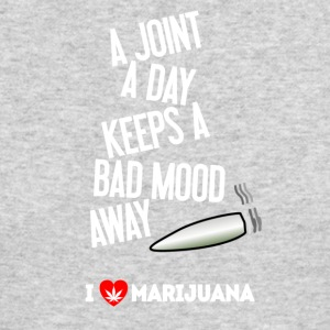 A Joint A Day - Men's Long Sleeve T-Shirt by Next Level