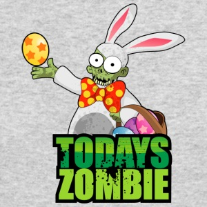 Easter Bunny Zombie - Men's Long Sleeve T-Shirt by Next Level