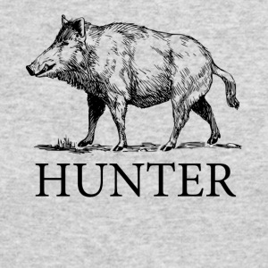 Hog Hunter - Men's Long Sleeve T-Shirt by Next Level