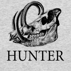 Hog Tusk Hunter - Men's Long Sleeve T-Shirt by Next Level