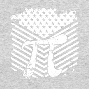 American Pi Day Tee Shirts - Men's Long Sleeve T-Shirt by Next Level