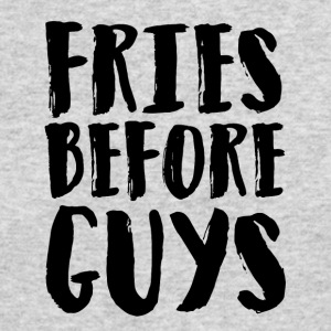 Fries before guys Artboard 1 - Men's Long Sleeve T-Shirt by Next Level