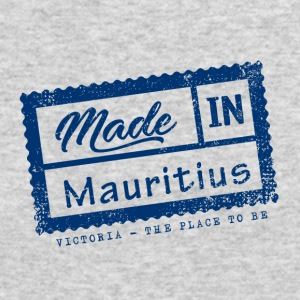 Made In Mauritius Stamp - VICTORIA - Men's Long Sleeve T-Shirt by Next Level