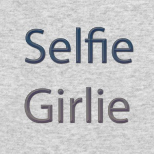 selfie-girlie - Men's Long Sleeve T-Shirt by Next Level