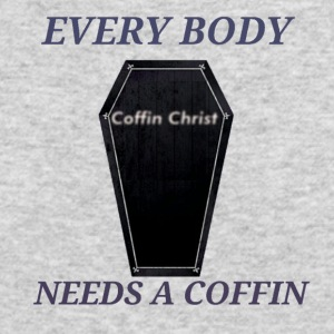 classic coffin - Men's Long Sleeve T-Shirt by Next Level