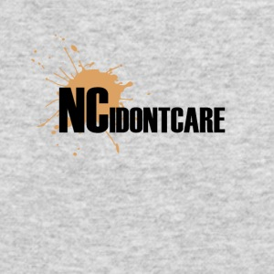 NC IDONTCARE - Men's Long Sleeve T-Shirt by Next Level