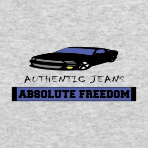 ABSOLUTE-FREEDOM - Men's Long Sleeve T-Shirt by Next Level