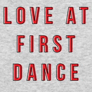 LOVE AT FIRST DANCE - Men's Long Sleeve T-Shirt by Next Level