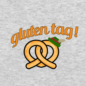 Gluten tag! - Men's Long Sleeve T-Shirt by Next Level