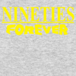 Nineties Forever - Men's Long Sleeve T-Shirt by Next Level