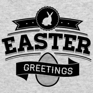 easter_greeting - Men's Long Sleeve T-Shirt by Next Level