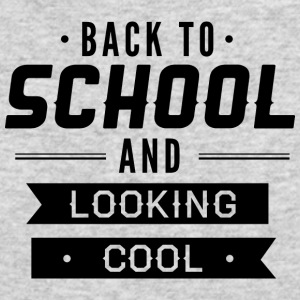 back_to_school_and_looking_cool - Men's Long Sleeve T-Shirt by Next Level