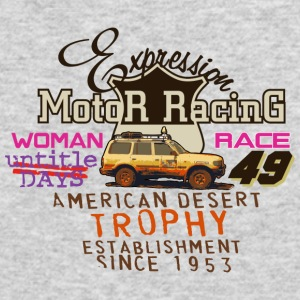 motor racing - Men's Long Sleeve T-Shirt by Next Level