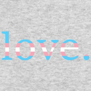 LOVE - Men's Long Sleeve T-Shirt by Next Level