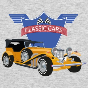 classic car 1 - Men's Long Sleeve T-Shirt by Next Level