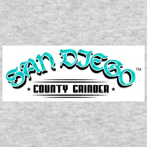 SAN DIEGO COUNTY GRINDER - Men's Long Sleeve T-Shirt by Next Level