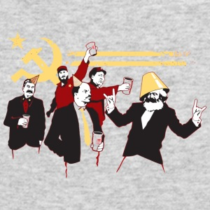 The Communist Party - Men's Long Sleeve T-Shirt by Next Level