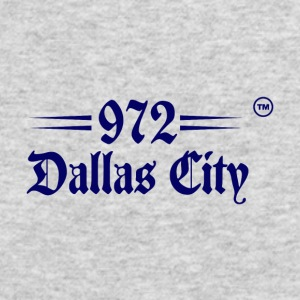 972 DALLAS CITY - Men's Long Sleeve T-Shirt by Next Level
