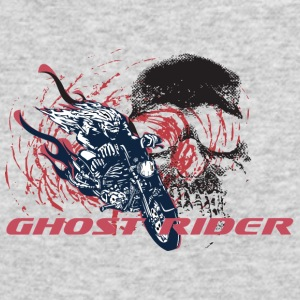 GHOST_RIDER - Men's Long Sleeve T-Shirt by Next Level