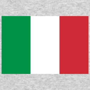 Males Italy clothing - Men's Long Sleeve T-Shirt by Next Level