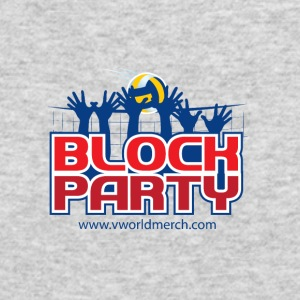 Block Party - Men's Long Sleeve T-Shirt by Next Level