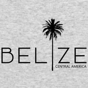 Belize Palm - Men's Long Sleeve T-Shirt by Next Level