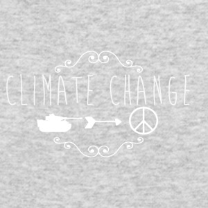 climate change - Men's Long Sleeve T-Shirt by Next Level