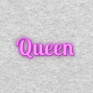 Queen - Pink Magic Sparkles Design - Men's Long Sleeve T-Shirt by Next Level