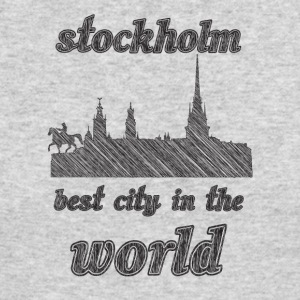 STOCKHOLM Best city in the world - Men's Long Sleeve T-Shirt by Next Level
