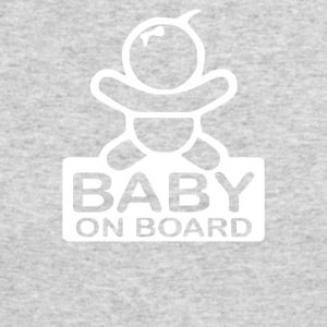 Baby on Board - Men's Long Sleeve T-Shirt by Next Level
