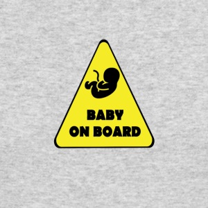 BABY_ON_BOARD - Men's Long Sleeve T-Shirt by Next Level