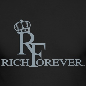 Rich forever 11 - Men's Long Sleeve T-Shirt by Next Level