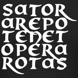 Sator Arepo Tenet Opera Rotas - Men's Long Sleeve T-Shirt by Next Level