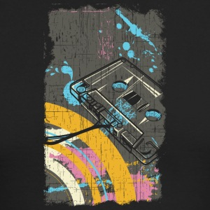 CASsETTE - Men's Long Sleeve T-Shirt by Next Level