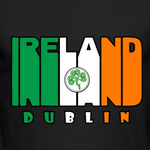 Ireland dublin - st patricks day - Men's Long Sleeve T-Shirt by Next Level