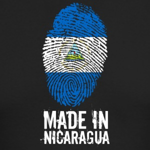 Made In Nicaragua - Men's Long Sleeve T-Shirt by Next Level