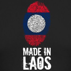 Made In Laos / ປະເທດລາວ - Men's Long Sleeve T-Shirt by Next Level