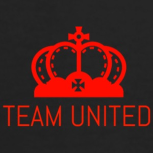 Team United Crown Logo - Men's Long Sleeve T-Shirt by Next Level